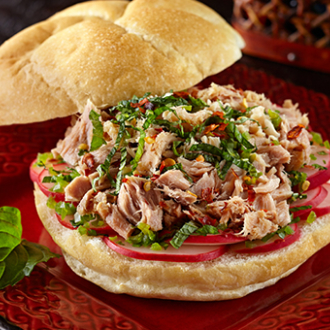 Thai Tuna Sandwich Recipe, Tuna Sandwich Recipes