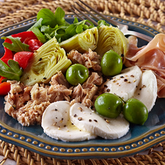 Tuna Antipasti Recipe, Tuna Appetizer Recipes