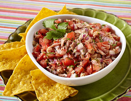 Easy Tuna Fresco Recipe, Tuna Appetizer Recipes